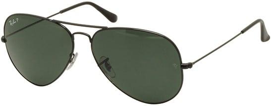 ray-ban-aviator-rb-3025-002-58-polarisert solbriller